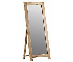 Vale Furnishers - Dorking Cheval Mirror